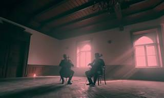 La Interpretación De Estos Dos Músicos Te Llegará Al Corazón