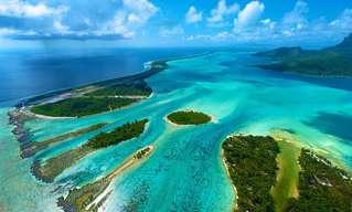 33 Fotos Aéreas De Las Mejores Playas