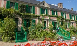 Encantador Paseo Por Los Jardines De Monet