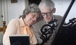 Una Manera Muy Especial De Celebrar 60 Años De Matrimonio