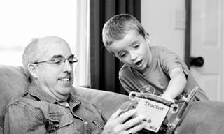Querido Abuelo: Tengo Tantas Cosas Que Contarte
