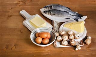 Los 5 Alimentos Que Te Aportan Más Vitamina D