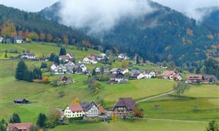 8 Hermosos Lugares De La Selva Negra De Alemania