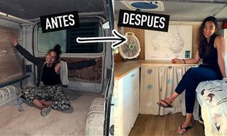 Esta Colombiana Trasformó Una Van Para Viajar Por Australia