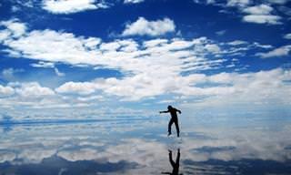 El Cielo Más Cerca De La Tierra En El Salar De Uyuni