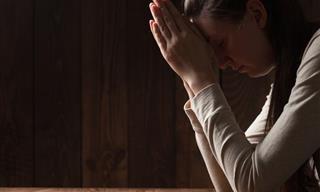 Cuento Espiritual: La Mujer De La Iglesia