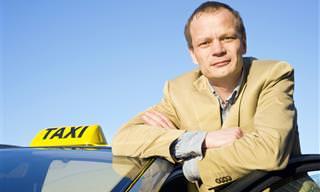 Chiste: El Taxista y Su Pasajero