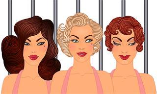 Este Chiste Comienza Con Tres Mujeres Que Huyen De La Cárcel