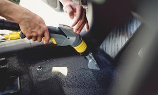 5 Consejos Para Que Tu Automóvil Este Libre De Gérmenes