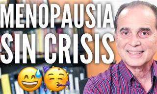 Aprende a Vivir Una Menopausia Sin Crisis