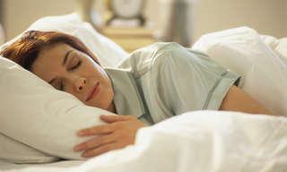 Las Posiciones Para Dormir y Sus Beneficios
