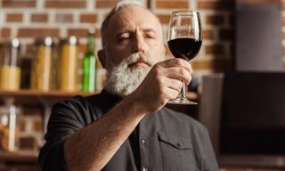 Beber Una Copa De Vino Ayuda a Tu Cerebro