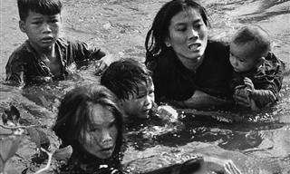 Conoce La Historia Detrás De Estas 10 Famosas Fotografías