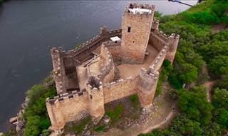 Un Paseo por Los Castillos y Palacios De La Vieja Europa