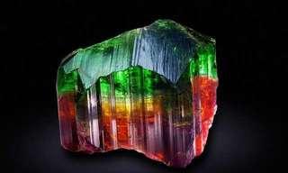Los Minerales Más Coloridos Y Bellos