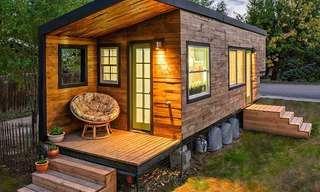 Descubre Estas 18 Pequeñas e Ingeniosas Casas