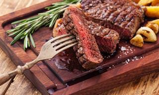 Aprende a Cocinar Carne Como Un Chef