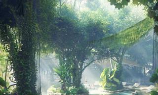 Un Hotel En Construcción En Dubai Tendrá Su Propia Selva