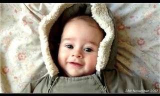 La Vida De Un Bebé Segundo a Segundo