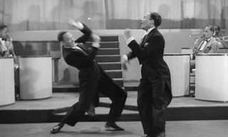 "¡Cab Calloway y los Nicholas Brothers en ""Jumpin 'Jive""!"