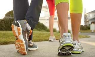 11 Ejercicios De Caminata Para El Cuerpo y El Alma
