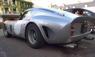Nuevo Récord En Auto Más Caro: Un Ferrari 250 GTO