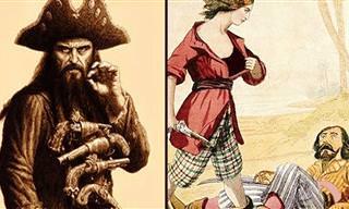 10 Datos Reales Sobre La Vida De Los Piratas