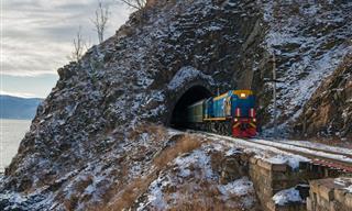 8 Increíbles Viajes Largo En Tren