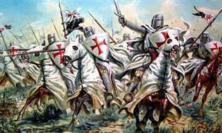 Curiosidades Sobre Los Caballeros Templarios Que No Sabías
