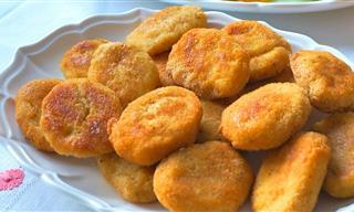 Nuggets De Pollo Caseros, Económicos y Facilísimos