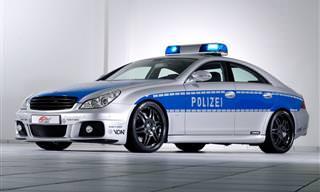 Los 10 Automóviles De Policía Más Rápidos y Costosos