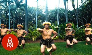 Conoce a Los Guerreros Hawaianos Del Hula