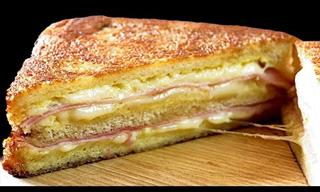 Prepara Un Sándwich Montecristo: Receta Fácil y Rica