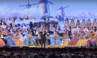 "Un Magistral Rieu Interpreta ""The Skaters Waltz"""