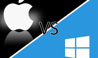 Guía Para Entender Las Diferencias Entre Apple y Window: