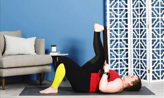 8 Estiramientos Contra El Dolor y Mejorar La Flexibilidad