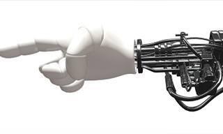 Chiste: El Robot Detector De Mentiras