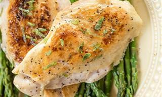La Mejor Receta De Pollo Con Hierbas