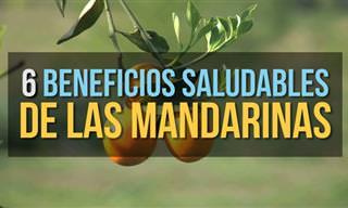 6 Beneficios Saludables De Las Mandarinas