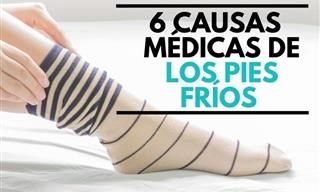 6 Causas Médicas De Los Pies Fríos y Sus Remedios Caseros