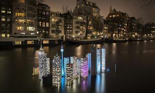 Festival De Las Luces De Ámsterdam 2019