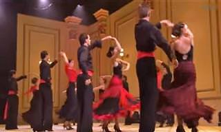 """André Rieu y Su Lado Más Flamenco: """"España Cañí"""""""