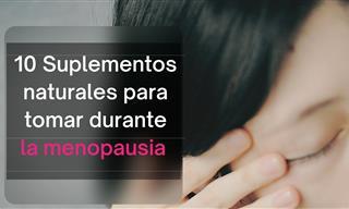 10 Suplementos Para Consumir Durante y Después De La Menopausia