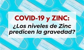 ¿Los Niveles De Zinc Predicen La Severidad Covid-19?
