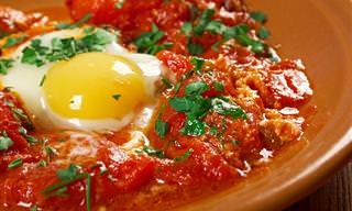 3 Recetas Internacionales Con Huevos Para Desayunar