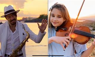 ¡Escucha Este Hallelujah Interpretado Por Dos Músicos Destacados!