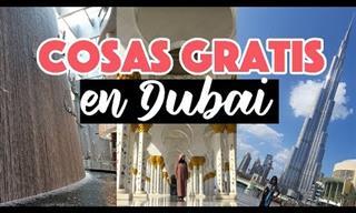 ¡10 Atracciones Que Son Totalmente Gratuitas En Dubai!
