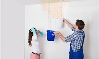 10 Formas De Limpiar Fácilmente Tus Paredes