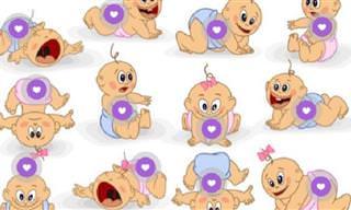 Interactivo: Los Mejores Videos De Bebés Para Disfrutar