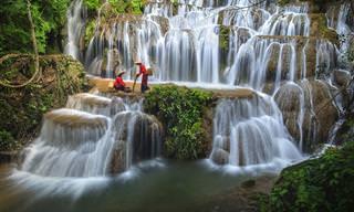 Colección De 16 Hermosas Fotografías De Birmania